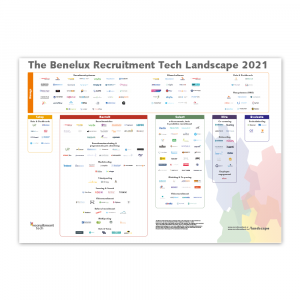 Recruitment Tech Landscape 2021 (gevouwen)